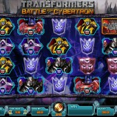 Transformers - Battle for Cybertron Slot