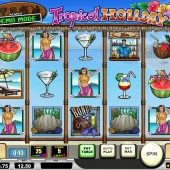 Tropical Holiday Slot