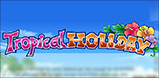 Tropical Holiday Logo