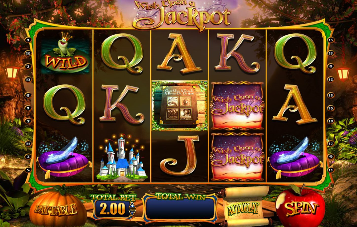 Spiele Bottled Wishes - Video Slots Online