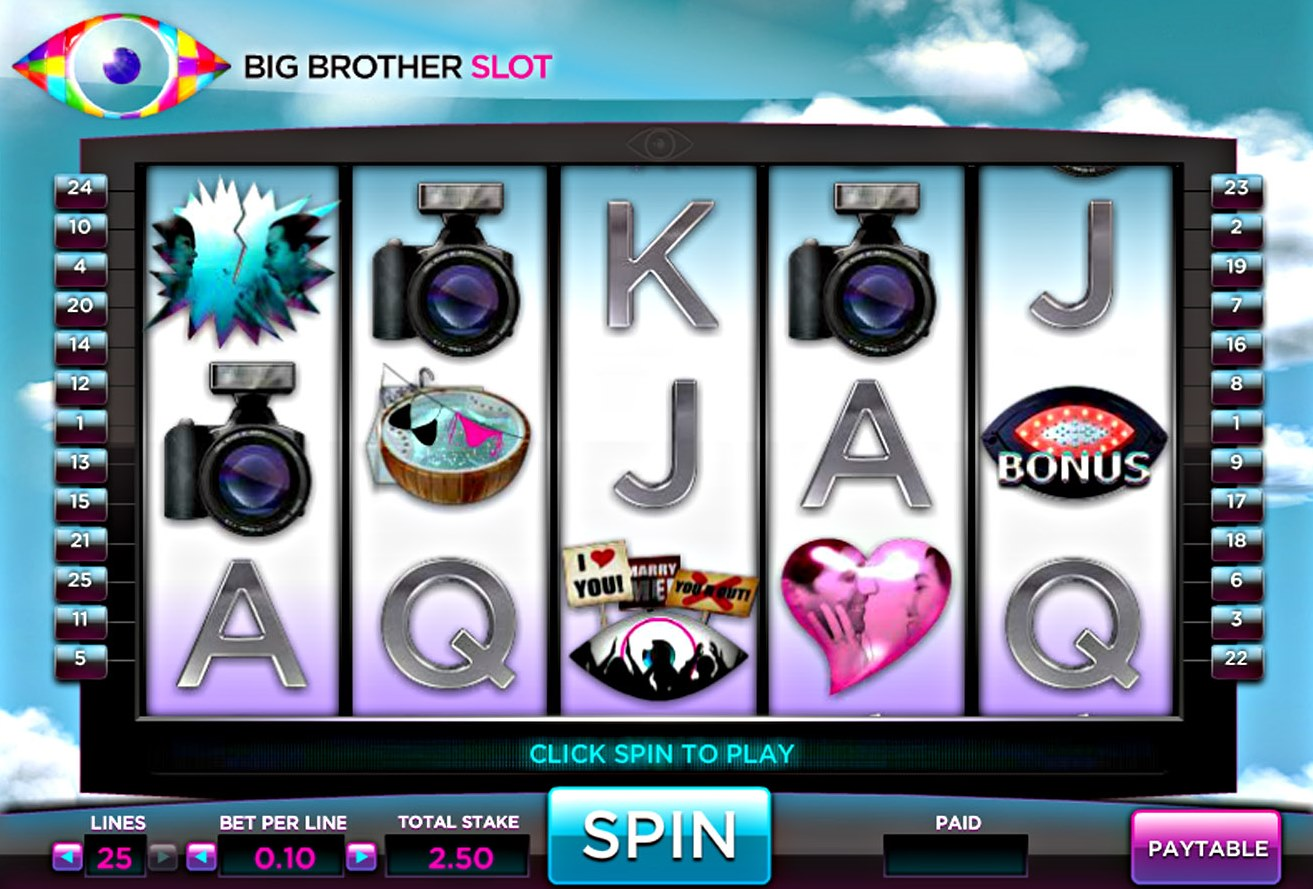 Big Brother Online Slot Machine - Play the Game Online Free