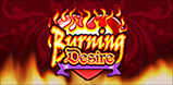 Cover art for Burning Desire slot