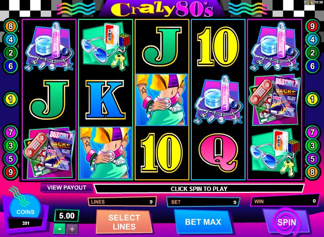 Crazy 88 Slot - Read the Review and Play for Free
