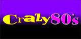Crazy 80s Logo