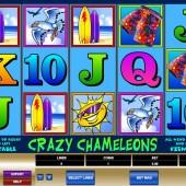 Crazy Chameleons Slot
