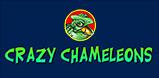 Cover art for Crazy Chameleons slot