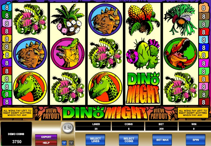 Mega Dino Slot - Read a Review of this iSoftbet Casino Game