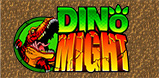 Cover art for Dino Might slot