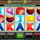 Emerald Isle Slot