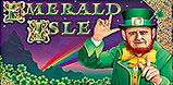 Cover art for Emerald Isle slot