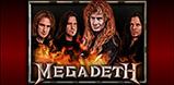 Cover art for Megadeth slot