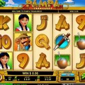 Pampa Treasures Slot
