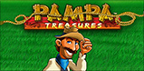 Cover art for Pampa Treasures slot