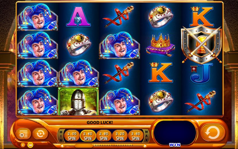 slot games black knight