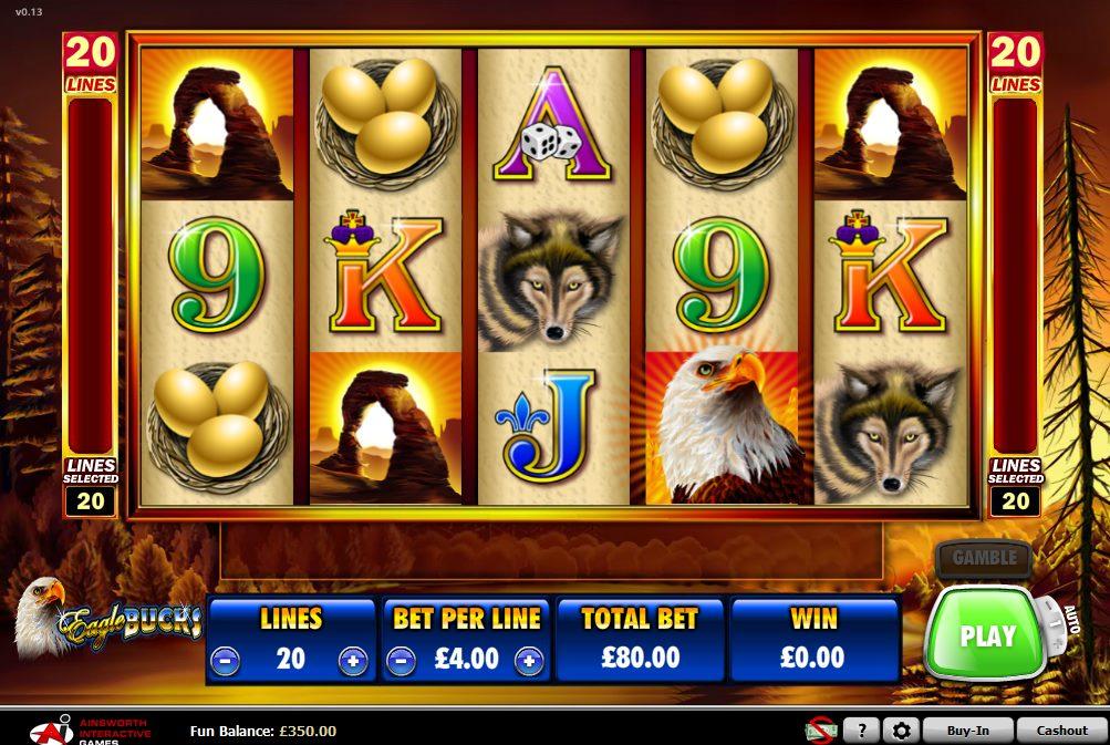 Free american eagle slots poker edge 5