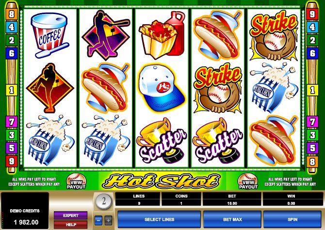 Hot Fever Slot - Read our Review of this Gaming1 Casino Game