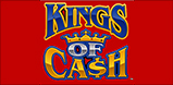 Cover art for Kings of Cash slot