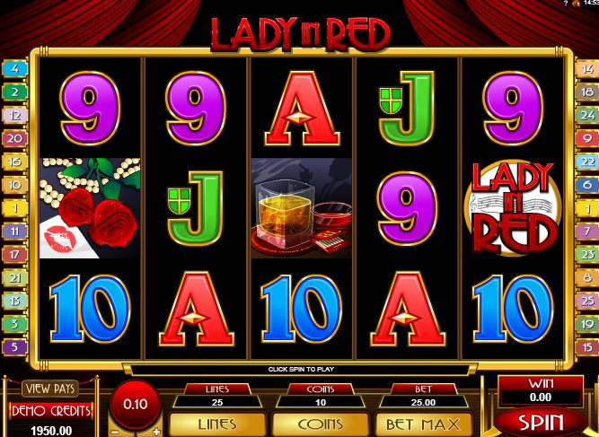 Lady Peacock Slot - Play High 5 Games Slots for Free