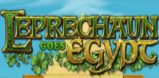 Cover art for Leprechaun Goes Egypt slot