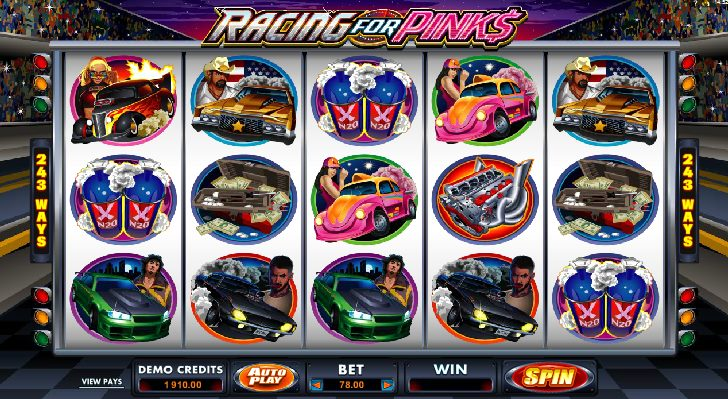 Cars Slots - Play Free Online Slot Machines in Cars Theme