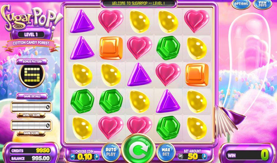 Sugar pop slot