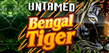 Untamed Bengal Tiger Logo
