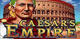 Cover art for Caesar's Empire slot