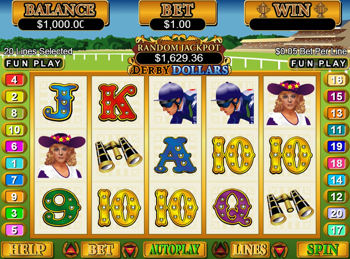 Fishn Derby Slot - Play Online for Free Instantly
