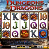 Dungeons and Dragons - Fortress of Fortunes Slot