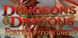 Cover art for Dungeons and Dragons – Fortress of Fortunes slot