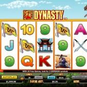 Dynasty Slot