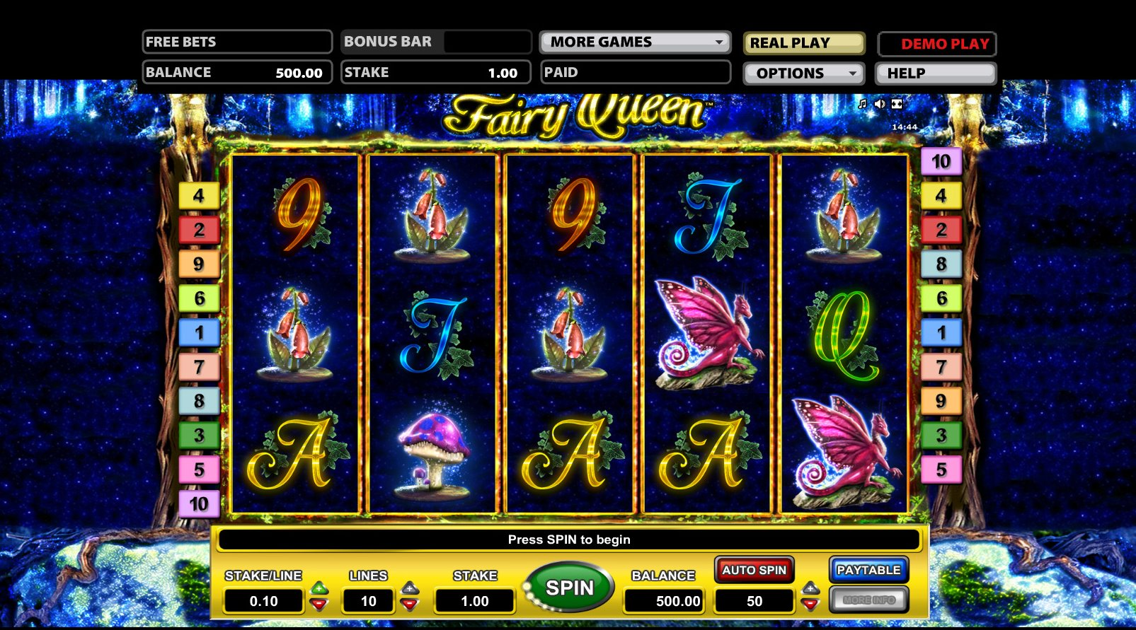 free online free slots book of ra mobile
