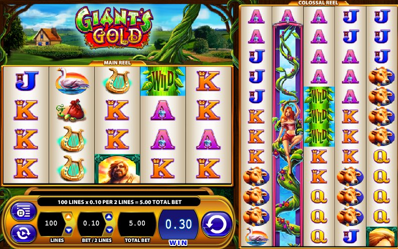 free giants gold slots