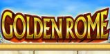 Cover art for Golden Rome slot