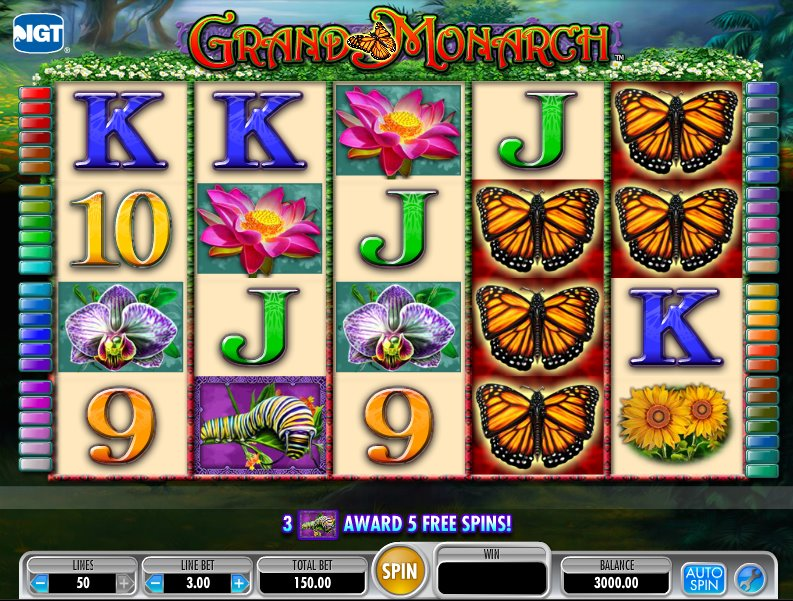 Grand Slam Slots - Read the Review and Play for Free