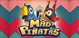 Cover art for Mad Pinatas slot
