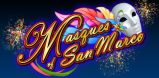 Cover art for Masques of San Marco slot