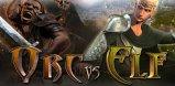 Orc vs Elf Logo