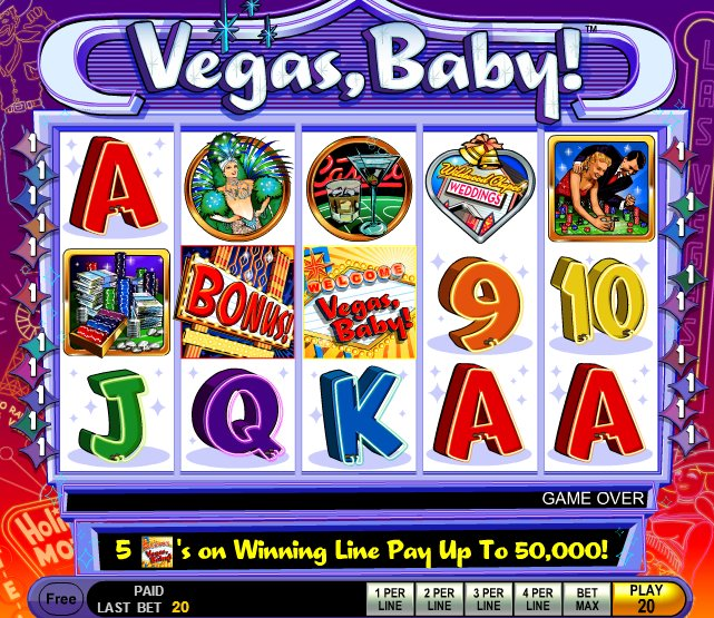 want to play vegas slots for free