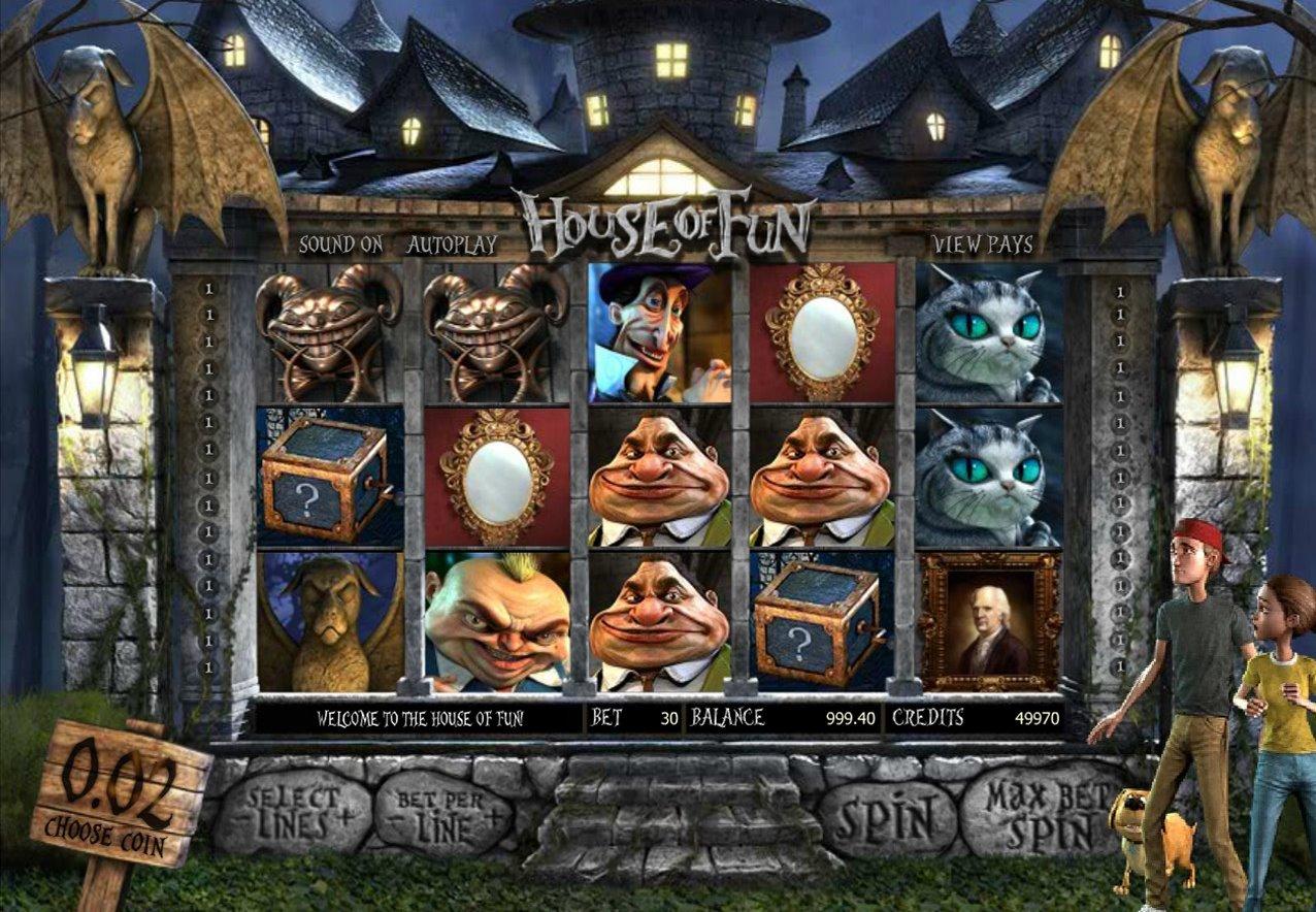 slot fun house