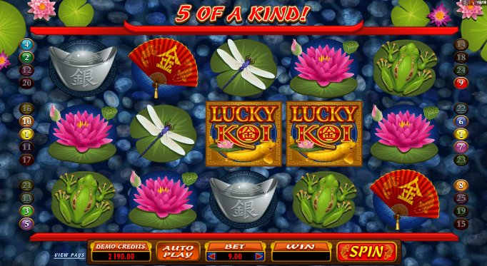 Lucky Charmer Slot - Play Microgaming Slots Online for Free
