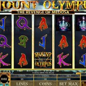 Mount Olympus - Revenge of Medusa Slot