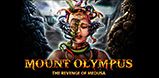 Cover art for Mount Olympus – Revenge of Medusa slot