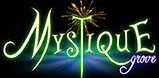 Cover art for Mystique Grove slot
