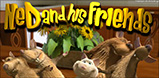 Cover art for Ned and His Friends slot
