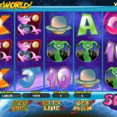 Out of This World Slot