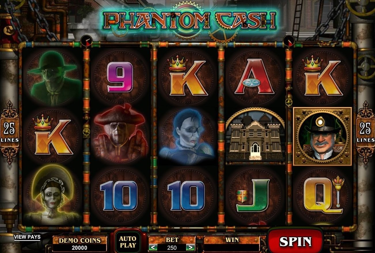 Phantom casino game videos rueda casino