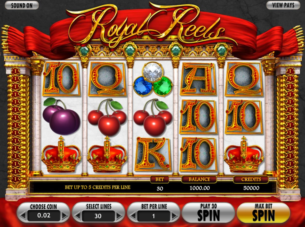 slots royal game