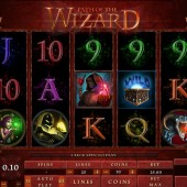 Path of the Wizard Slot