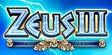 Cover art for Zeus III slot